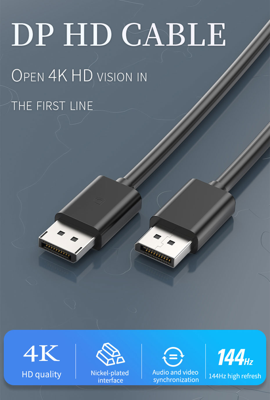 DisplayPort cable/DP cable