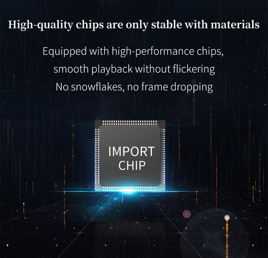 VGA to AV/S terminal converter 1801 uses high-quality chips