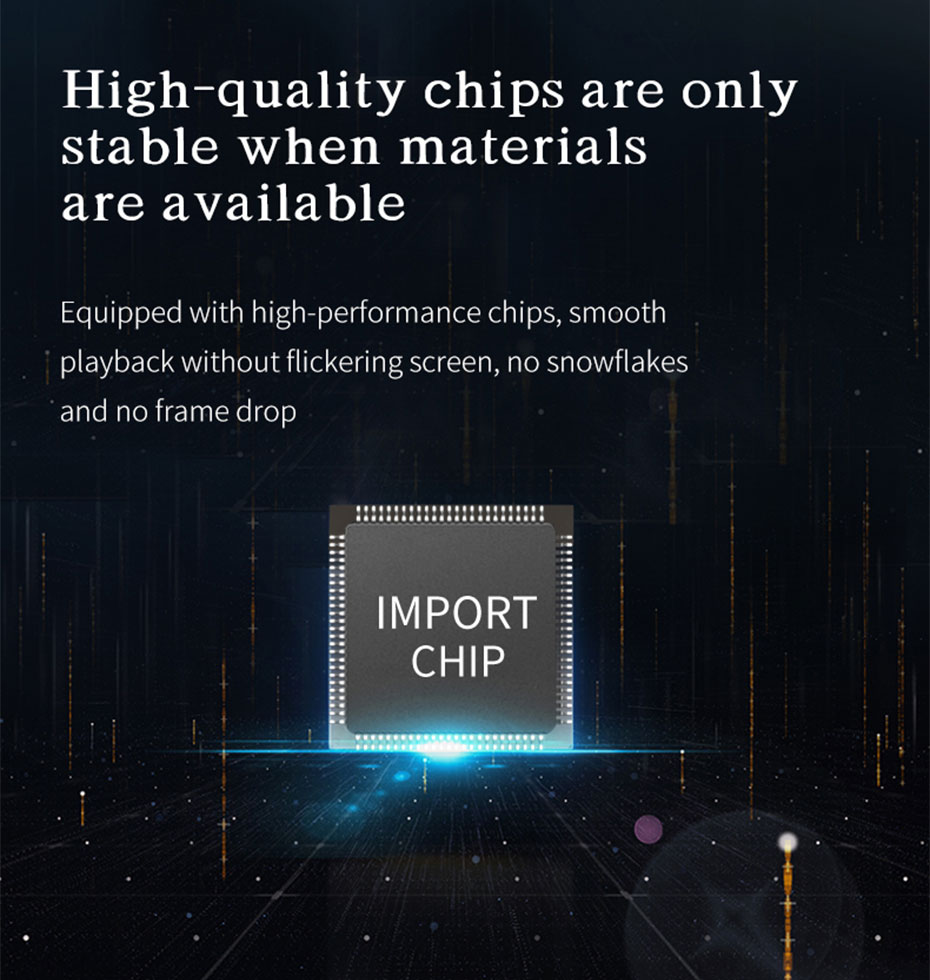 S-Video/AV to HDMI converter AVH uses high-performance chips