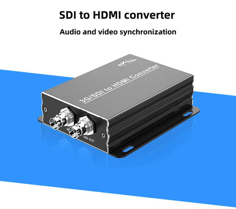 SDI to HDMI converter SDH