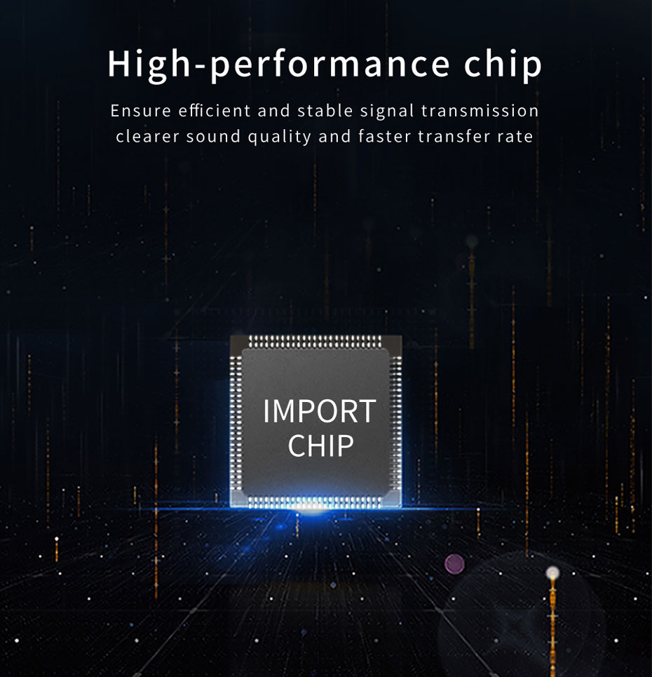 Audio optical transceiver 1SA uses high performance chips with clear audio