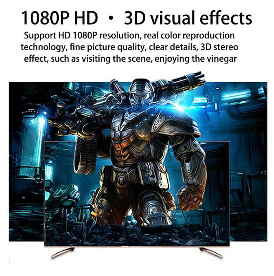 DVI optical transceiver DF200 supports 1920*1080p 3D