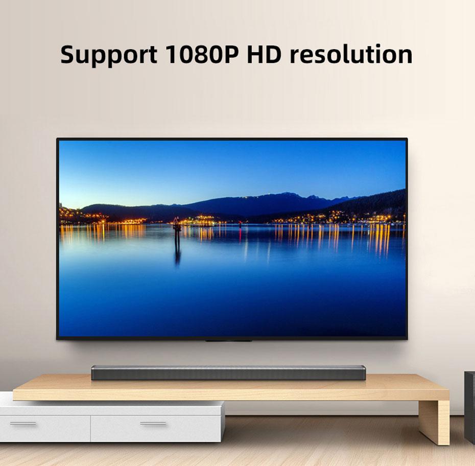 20km DVI KVM fiber optic extender DFKU200 supports 1080P HD resolution