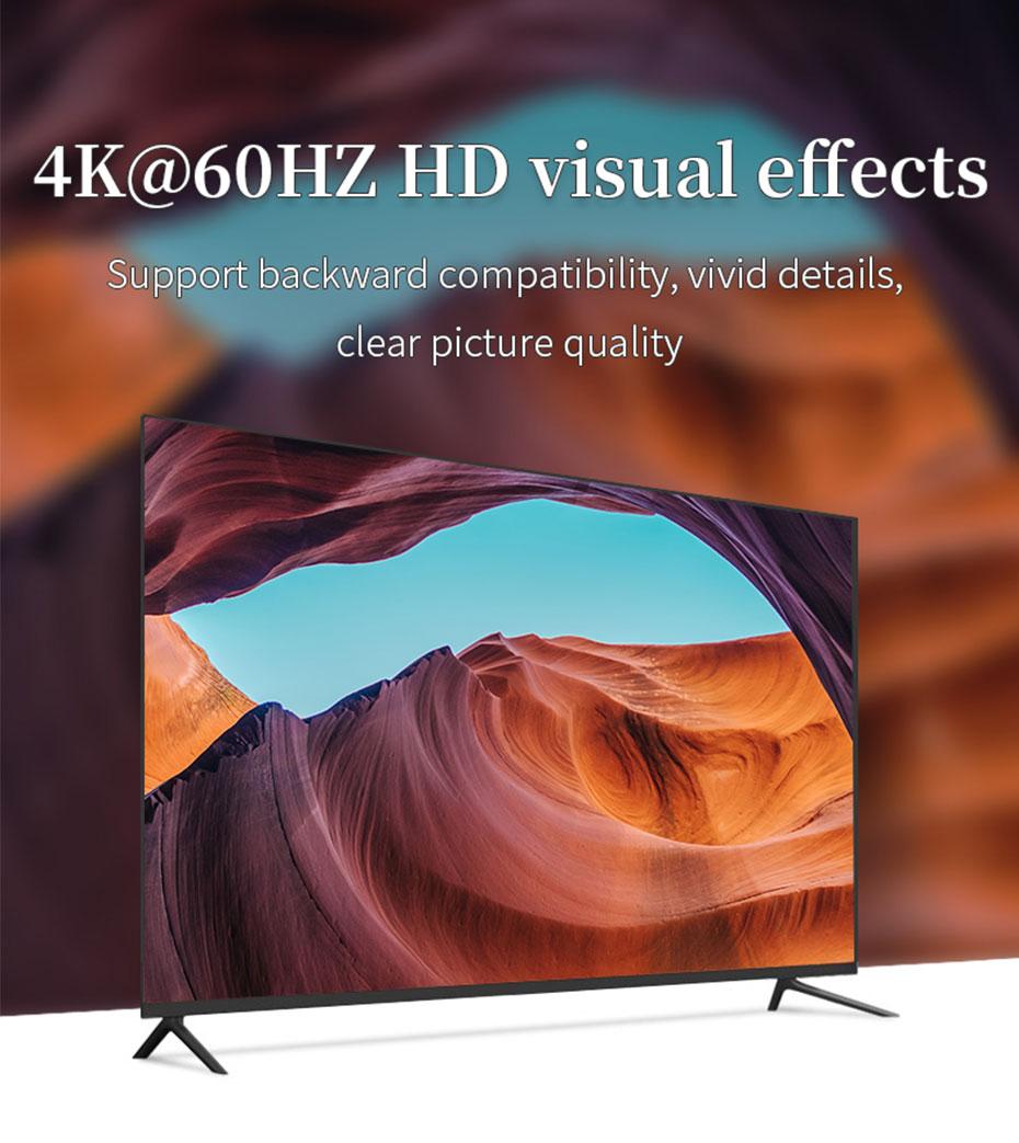 50m HDMI HD signal amplifier extender HA supports 4K resolution