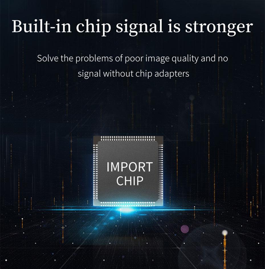 50 meters HDMI HD signal amplifier HA built-in chip