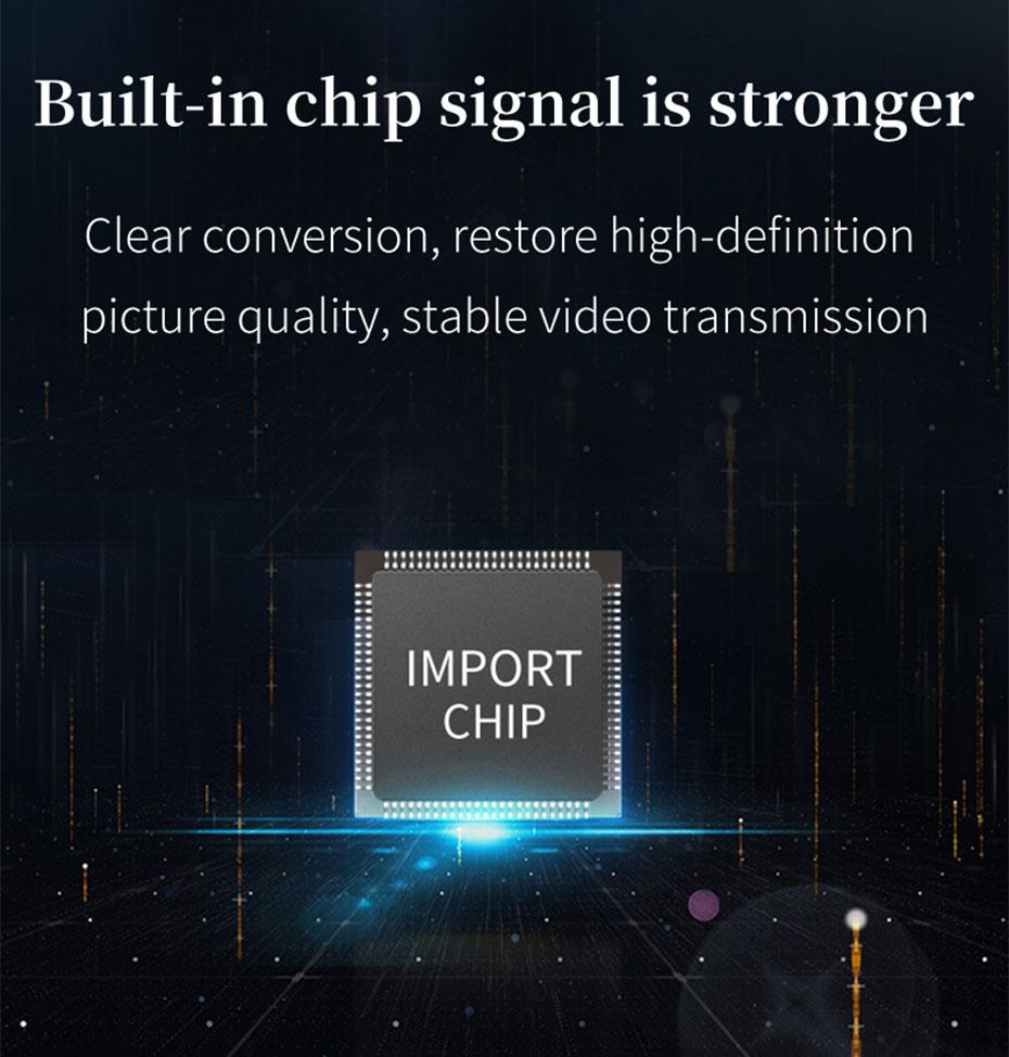 HDMI KVM extender 4K 100 meters HCK100 built-in chip