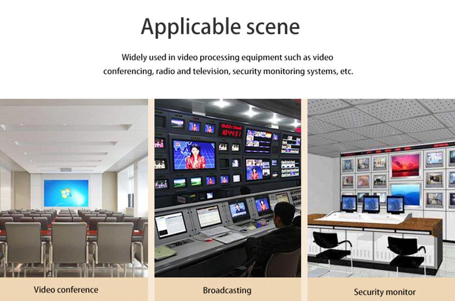 HDMI single cable extender HE60 application scenario