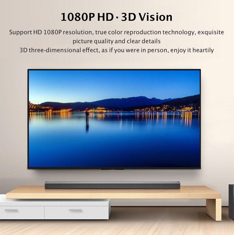 HDMI KVM fiber extender HFKU200 supports 1080p HD resolution