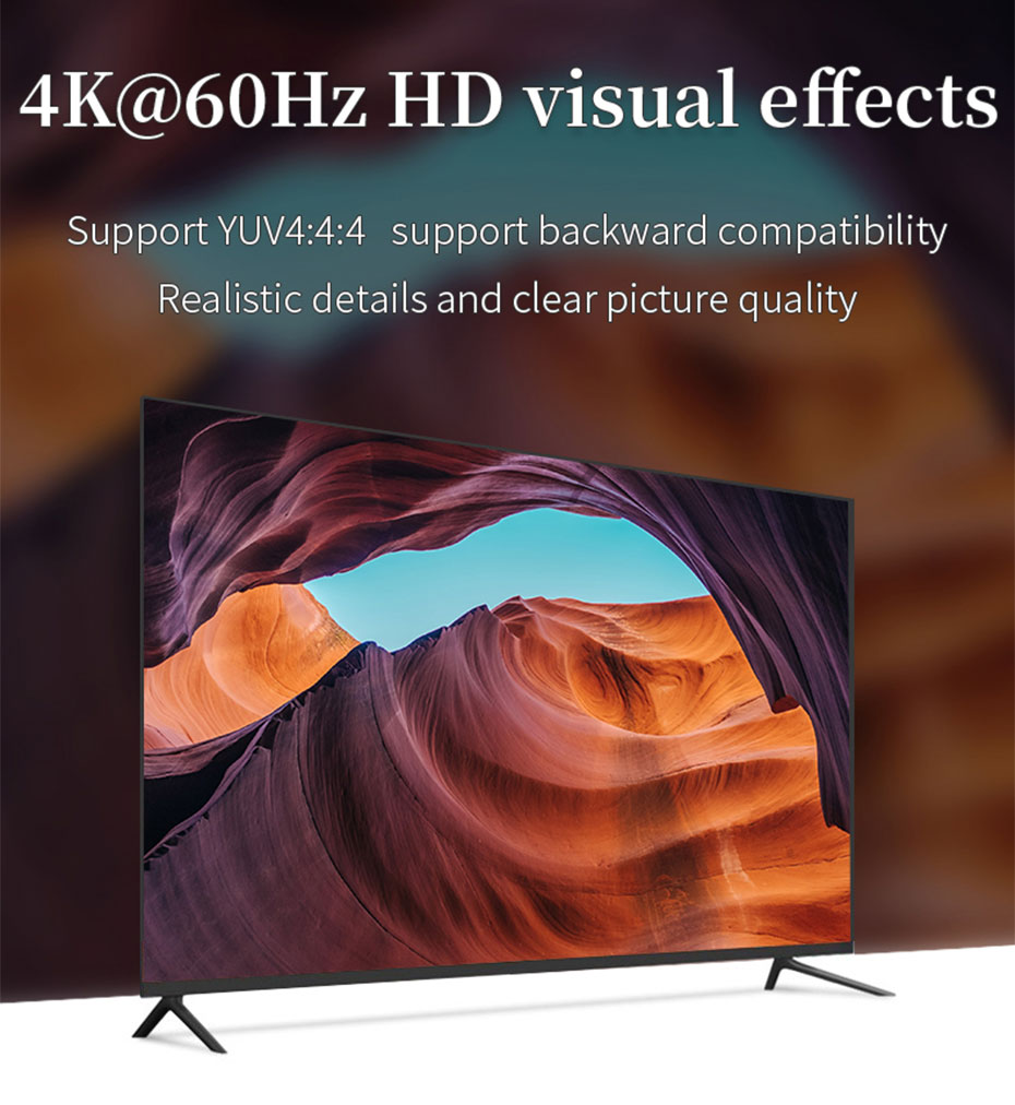 DP KVM switch 4 in 1 out 41DP supports 4K@60Hz