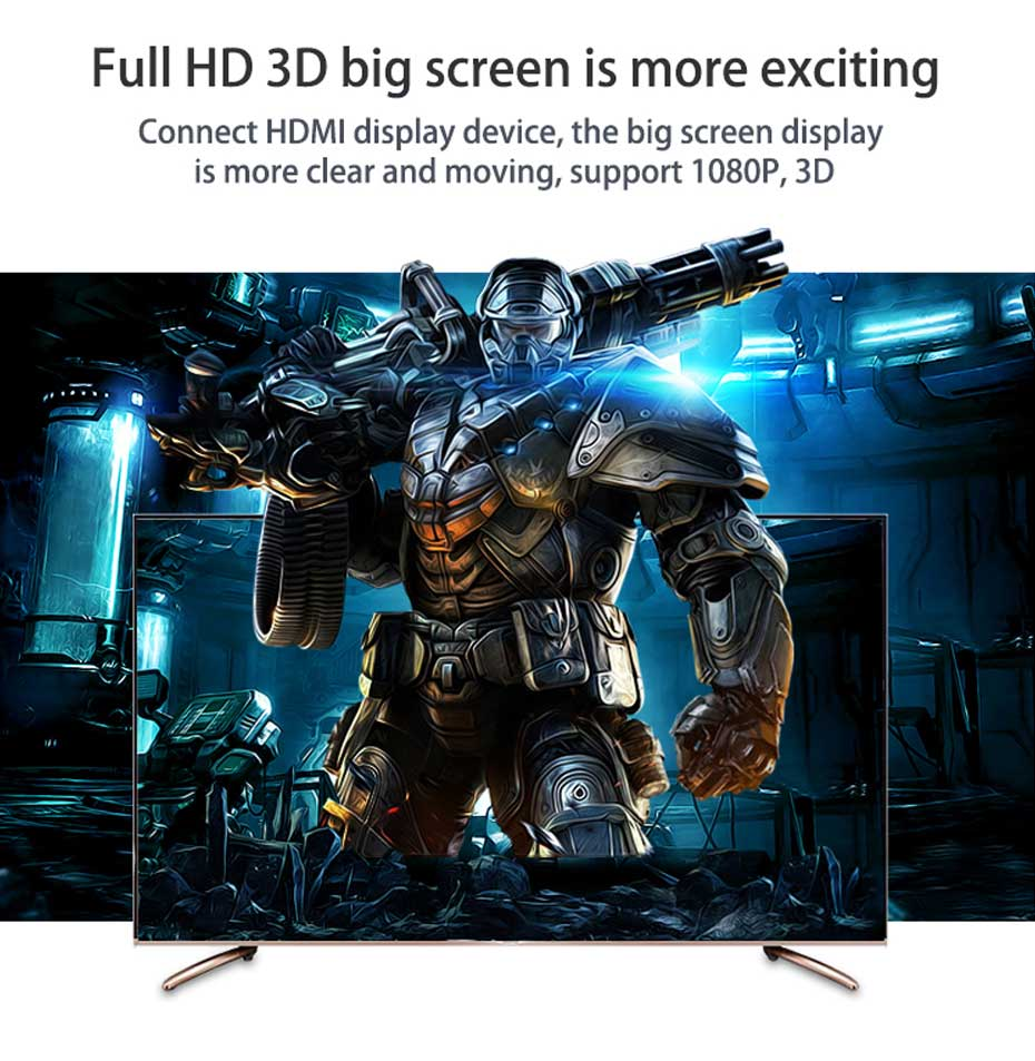 HDMI matrix 8 in 8 out 818H support 3D