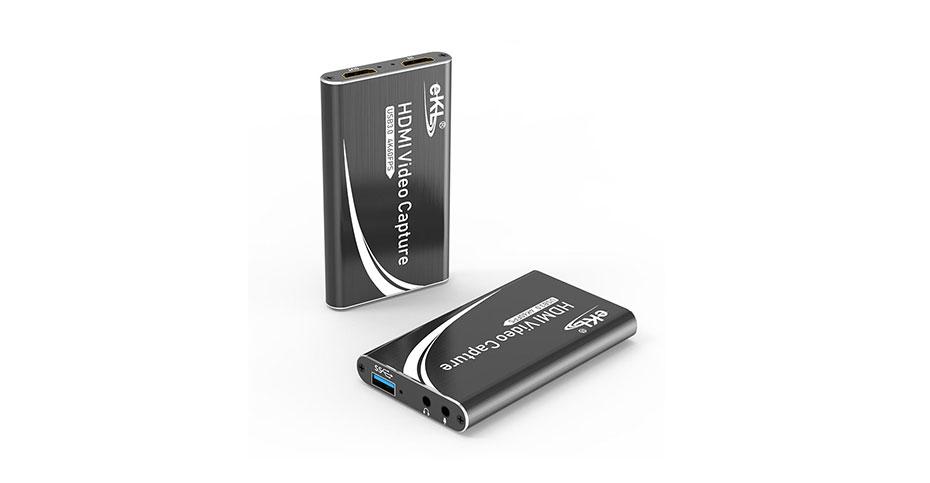 4K@60Hz HDMI video capture card HUC03