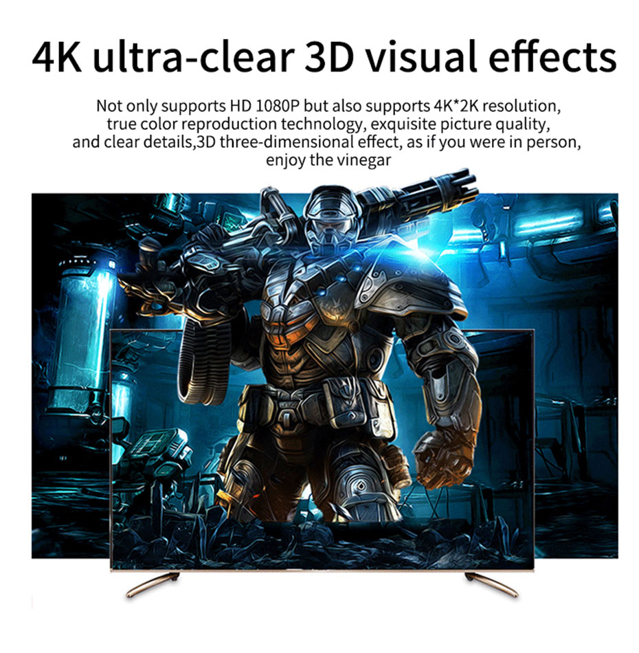 HDMI splitter 1 point 4 MiniHS104 compatible with 3D