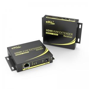 4K 100m HDMI KVM single network cable extender HCK100