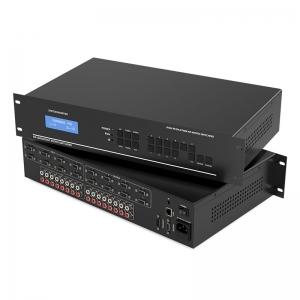 8X8 vga audio matrix switcher V818A