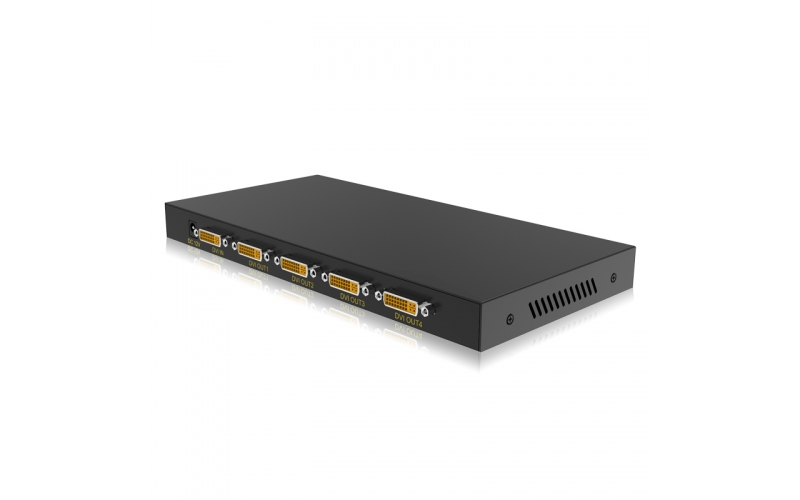 DVI splitter 1 in 4 out 104D