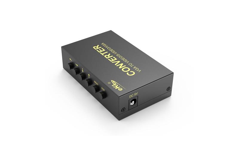 VGA to AV/S-Video terminal converter 1801