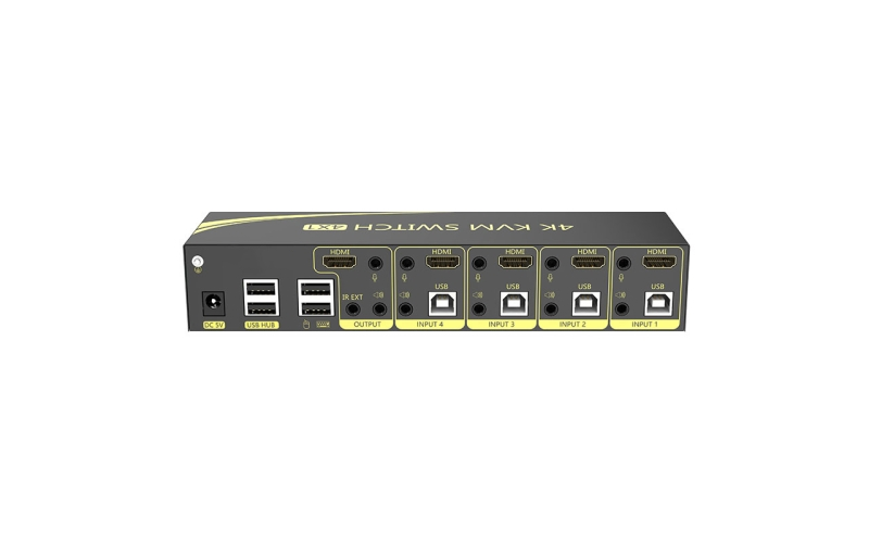4 in 1out HDMI KVM switch 41HK2.0