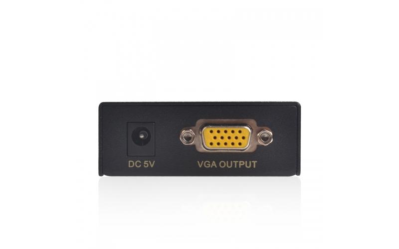 DVI to VGA converter DV