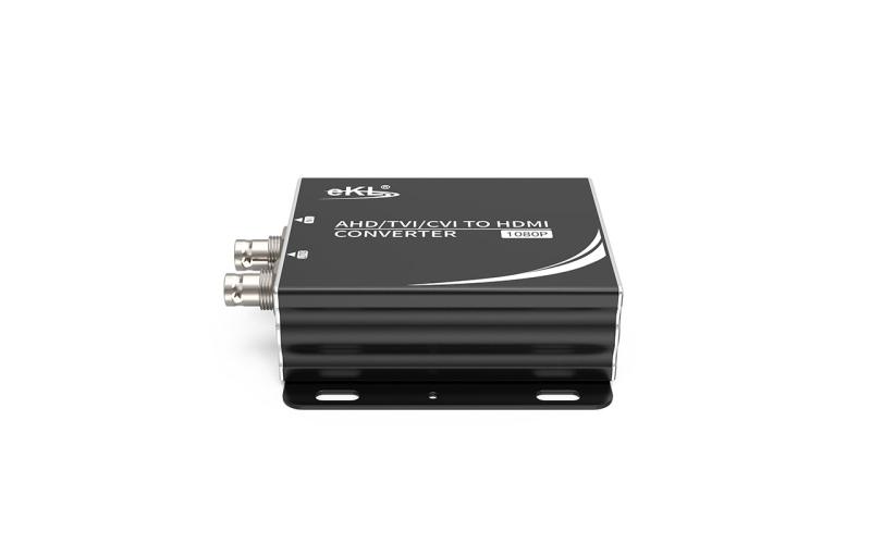 AHD/TVI/CVI to HDMI HD converter AHD
