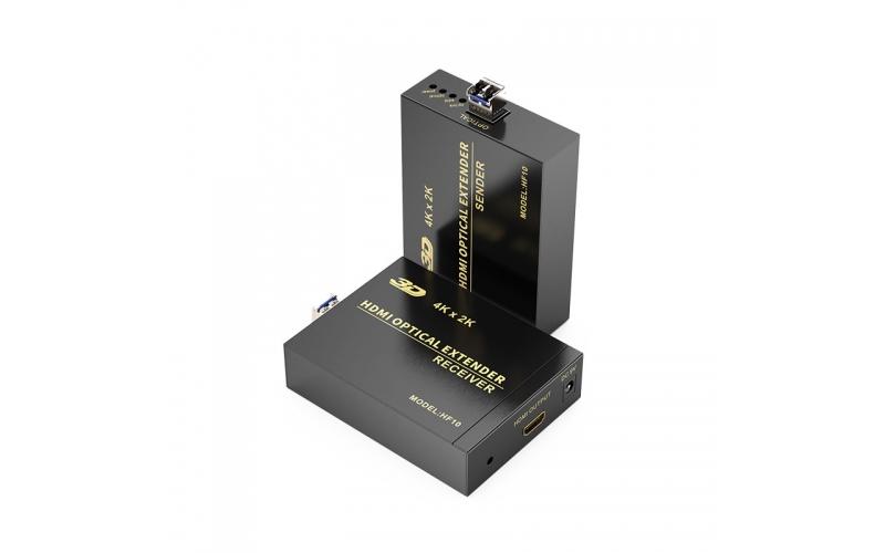 300m~60km HDMI multimode fiber optic extender HF10 (1 pair)