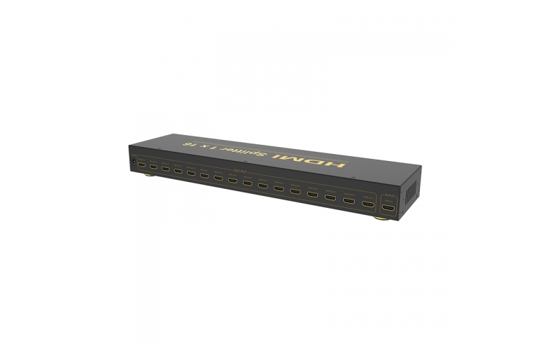 HDMI splitter 1 in 16 out HS161
