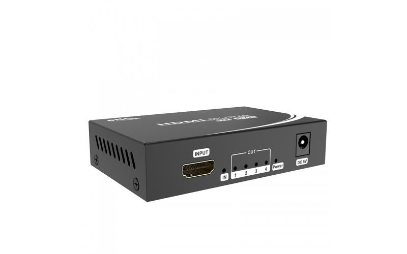 HDMI splitter 1 point 4 MiniHS104