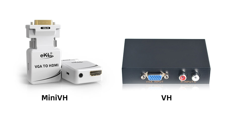 Does VGA to HDMI need power supply? VGA to HDMI connection method